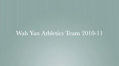 Wah Yan College, Hong Kong Athletics Team #2