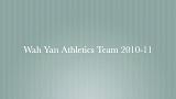 Wah Yan College, Hong Kong Athletics Team #2