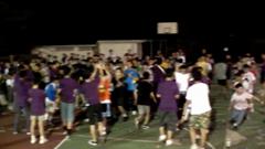 JASER 2010-2011 Form 1 Camp Day 1