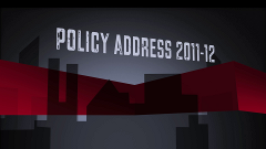Policy Address 2011-12