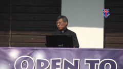 Fr. Chow's Speech to Form 6 Students