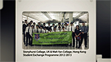 Student Exchange Programme 2012-2013
