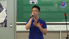 2013 Talent Time Final - Yu Tze Lung - 好人