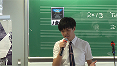 2013 Talent Time Final - Trevor Sham - 有心人