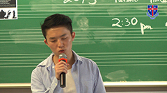 2013 Talent Time Final - Tai Chung Hei Marco - 說謊