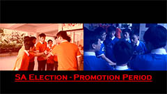 48th Student Association Election - Promotion Period