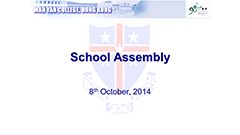 Assembly - October 2014