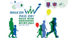 Wah Yan One Family Walkathon 2014