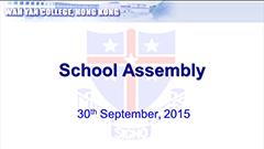 Assembly - September 2015