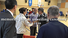 Fr. Corbally Memorial Plaque Unveiling Ceremony