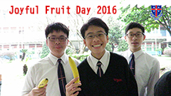 Joyful Fruit Day 2016