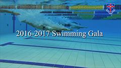 Swimming gala 2016-2017