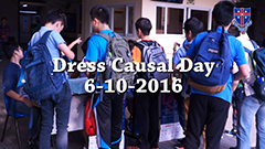 Dress Casual Day 2016