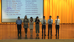 Introduction of new teachers 2017-2018