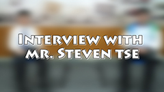 New Teacher Interview - Mr. Tse