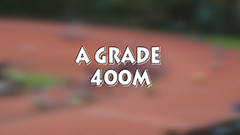 Athletic Meet 2017 - A Grade 400m