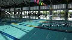 Swimming Gala 2018-2019
