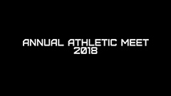 2018-2019 Annual Athletics Meet Final Promotion