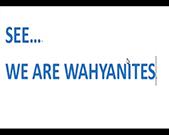 See...We are Wahyanites
