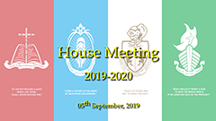 House Meeting 2019-2020