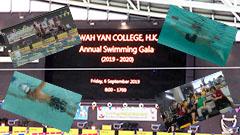 Swimming Gala 2019 - 2020